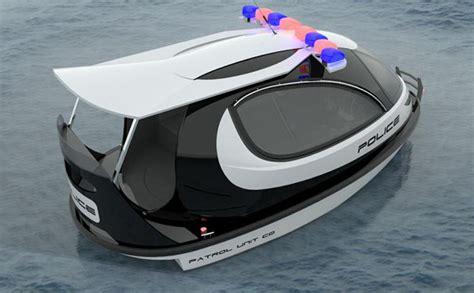 mini boats cancun italians condense a yacht into a teeny weeny pod of luxury