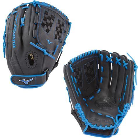 New Sarung Tangan Glove Mizuno Black mizuno mvp prime se fastpitch softball glove 12 50 quot black royal 312519