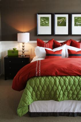green and orange bedroom ideas red and green bedroom decor red yellow orange themes