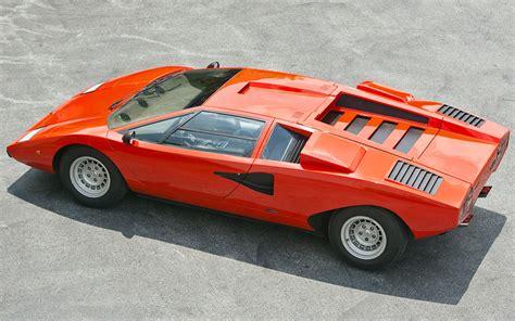Lamborghini Countach Prices 1974 Lamborghini Countach Lp400 Specifications Photo