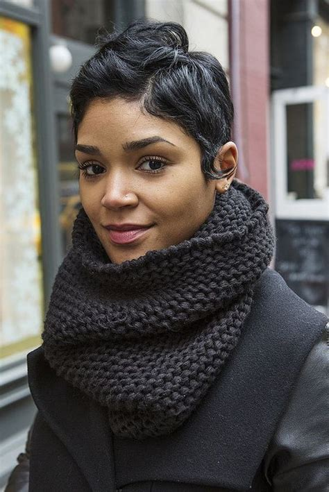 hints for cutting african american hair pixie cut for black hair ideas best pixie cut black hair