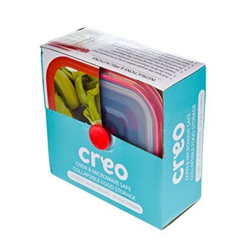 freezer safe food storage containers creo collapsible airtight food storage containers freezer