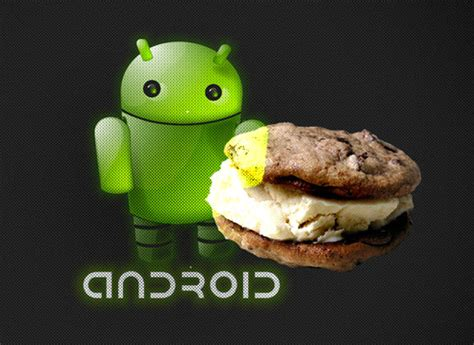 android icecream sandwich conceptual sandwich theme for your android installation android authority