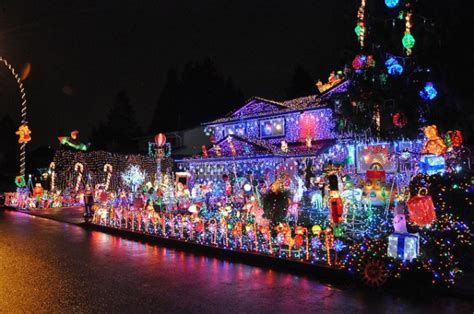 canada christmas lights celebrating in canada traditions