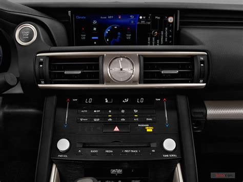 lexus is300 2017 interior 2017 lexus is interior u s news world report