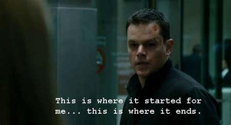 Jason Bourne Quotes