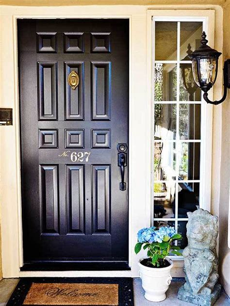 front door before and after 5 fantastic before and after front door makeovers easy