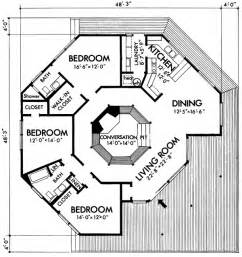 Octagon Home Floor Plans beach style house plans 1664 square foot home 1 story