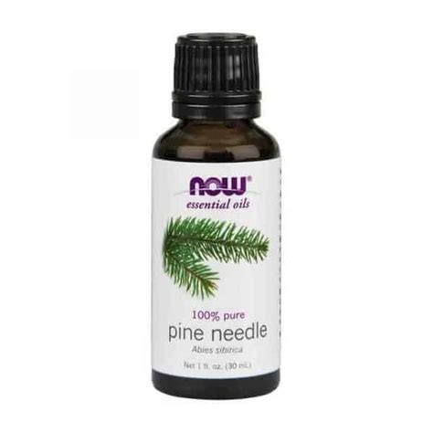 Pine Needle Detox Brain by Now 100 Pine Needle Essential 30ml