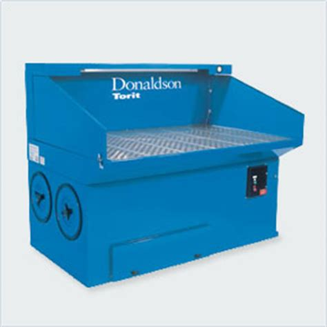 downdraft bench industrial dust collector systems