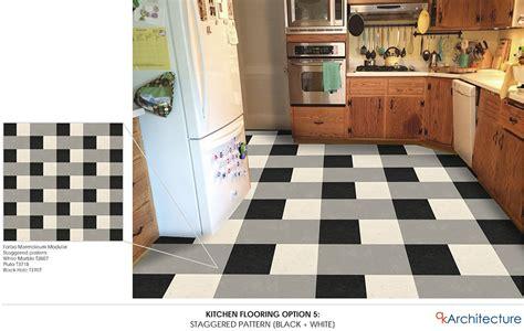 retro kitchen flooring marmoleum floor tile patterns meze blog
