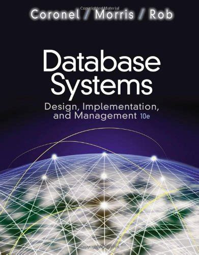 database systems design implementation management books dbms useful resources