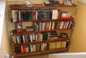 Wall Bookshelf Build A Wall Mounted Bookshelf