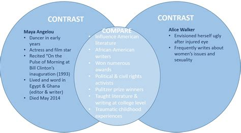 The Paper About Comparison And Contrast by Comparing Contrasting Literature Essays