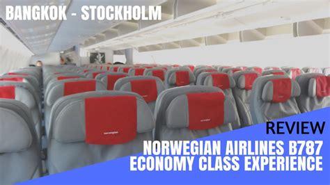 review norwegian air shuttle boeing  dreamliner gotravelyourway  airline blog