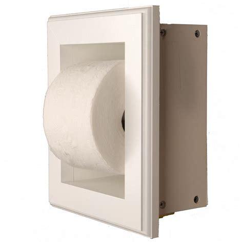 tissue paper holder recessed toilet paper holder migusbox com