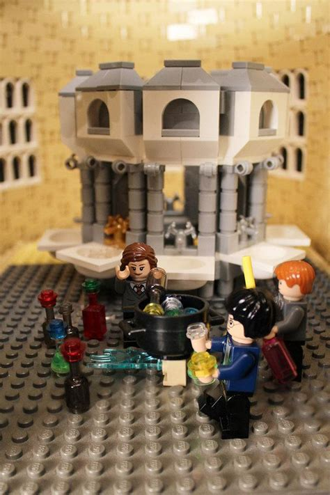 lego harry potter bathroom view images
