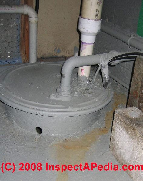 sewer pumps for basement guide to sewage ejector inspection maintenance or repair septic pumps