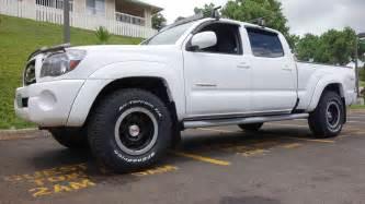 Toyota Tacoma Wheels Toyota Tacoma With Baja Wheels