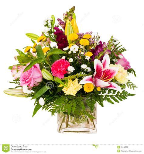Arranging Roses In A Vase Colorful Flower Bouquet Arrangement Centerpiece Royalty
