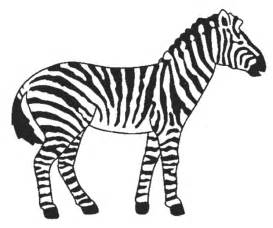 Zebra Outline Picture by Free Coloring Pages Of Outline Of Zebra Zebra Color Page Gianfreda Net