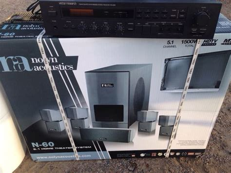 ori systems price nolyn acoustics n 60 5 1 home theater system original