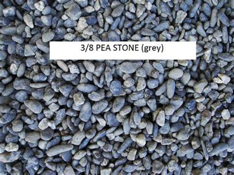 Pea Gravel Gray Gravel Barrie Delivery Sand Stones Limestone Screenings