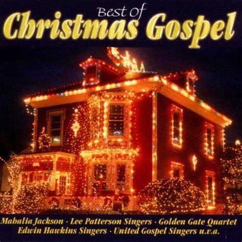 best gospel best of chrismas gospel mp3 buy tracklist