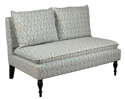 blue banquette upholstered pattern blue banquette bench from pulaski ds 2282 400 coleman furniture