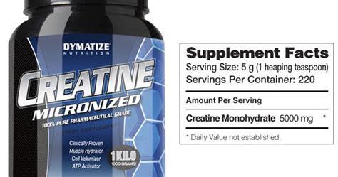 creatine a workout routine the top 4 creatine powder supplements all bodybuilding