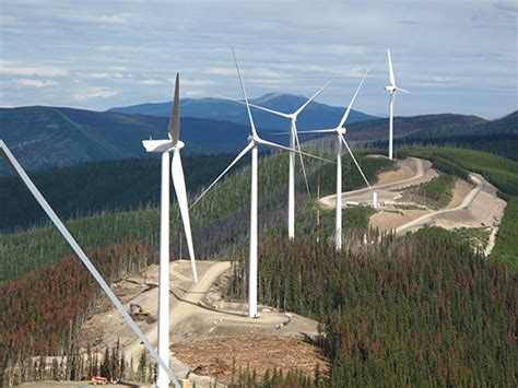 Pattern Energy Vancouver | construction begins on 400 million tumbler ridge wind