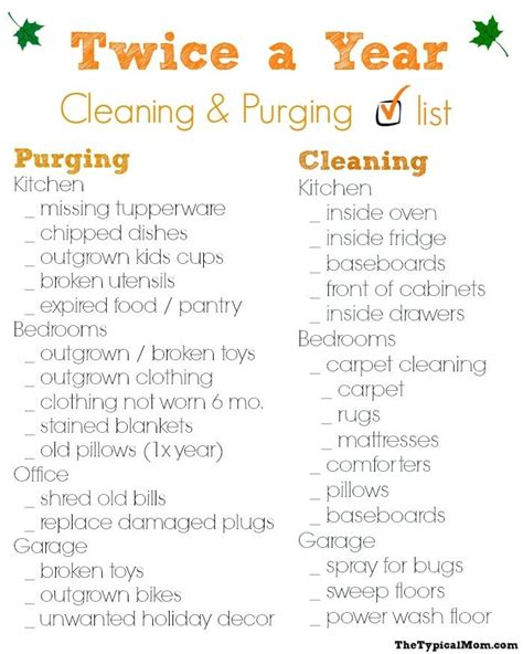 printable living area deep cleaning checklist mom it house cleaning schedule 183 the typical mom