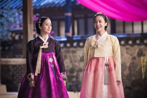 Baju Hanbok Jang Ok Jung pics for gt jang ok jung hanbok