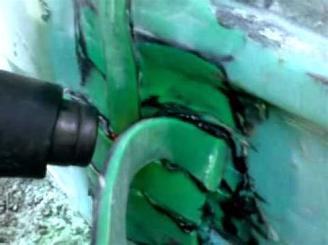 water tank repair youtube
