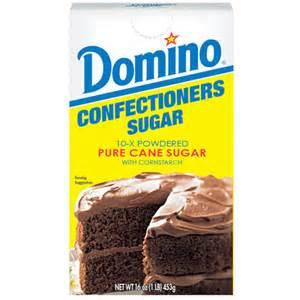 domino confectioners sugar 10x 1 lb box my brands
