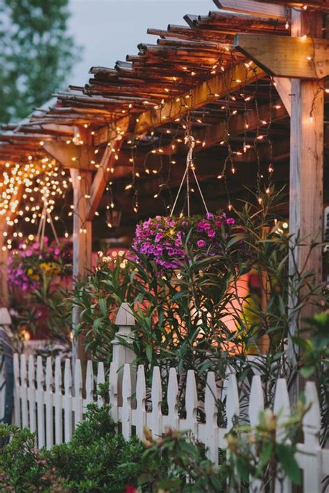 Patio Twinkle Lights Home Depot Style Challenge Pergola