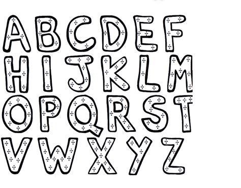 free alphabet coloring pages a z free coloring pages alphabet letters free coloring pages