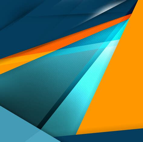 layered colored modern background vector free vector in