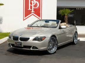 2005 Bmw 645ci Convertible Photo