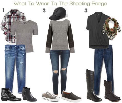 8 Fashions I Wore That Make Me Cringe by What To Wear To The Shooting Range Style Me Tactical