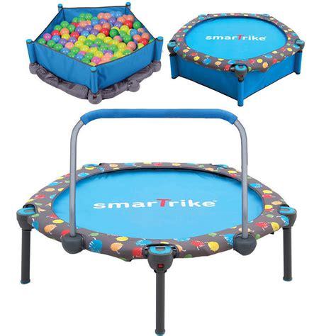 Sale Setelan Kid 3in1 smartrike 3in1 100cm troline pit safety bar indoor outdoor jump ebay