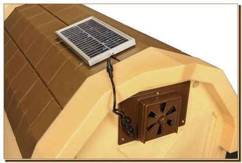 solar dog house 25 best ideas about dog house heater on pinterest heated dog house amazing dog