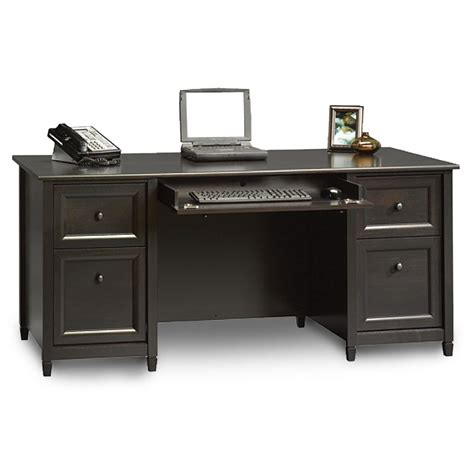 sauder office port executive desk in alder sauder executive office desks sauder office port