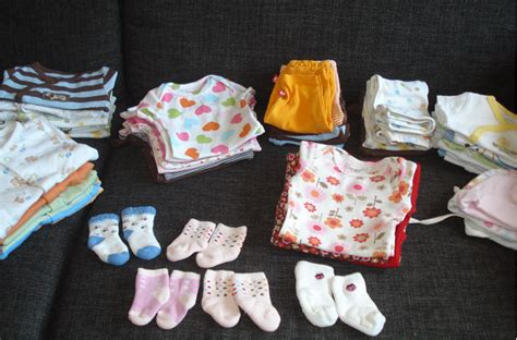 Baju Bayi Baru Lahir 1 Lusin list perlengkapan bayi baru lahir yang perlu bunda siapkan