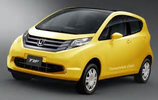 smallest new cars honda s small car codenamed 2cv will be made in india and