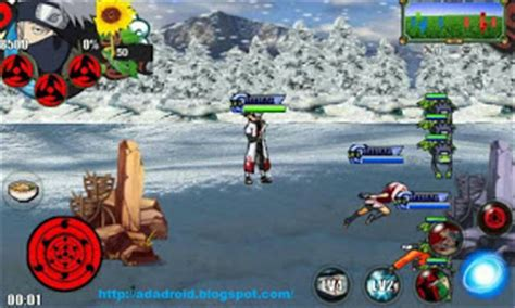 download game naruto senki mod by ilham naruto senki apk update terbaru v2 0 full version