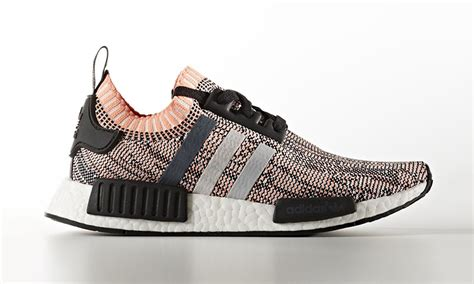 Po Nmd R1 Primeknit Salmon adidas nmd r1 primeknit arrives in new quot salmon quot colorway