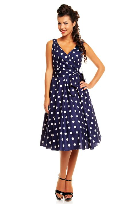 plus size swing dress rockabilly ladies marilyn 1950 s rockabilly plus size polka dot retro