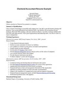 Certified Accountant Sle Resume by Scanning Clerk Sle Resume Covering Letter Format