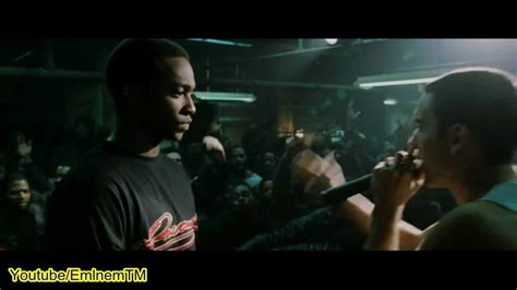 eminem movie phenomenon 8 mile final battle eminem vs papa doc hd video